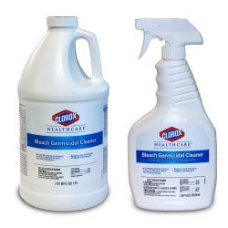 DISPATCH Hospital Cleaner Disinfectant with Bleach