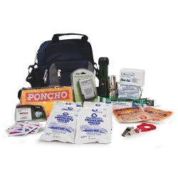 The LifeSecure Personal Grab-And-Go 3-Day Emergency Kit