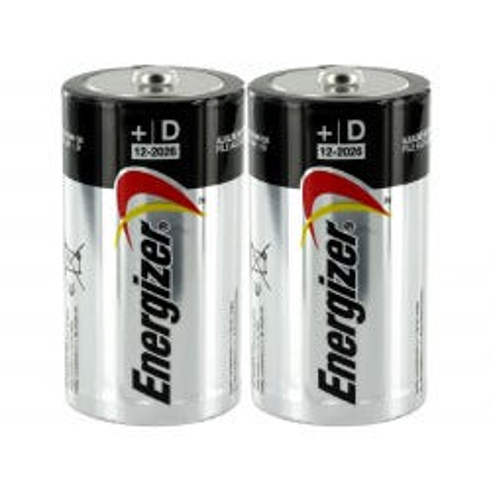 Energizer Alkaline D Batteries