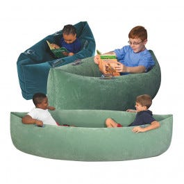 PeaPod Inflatable Calming Station