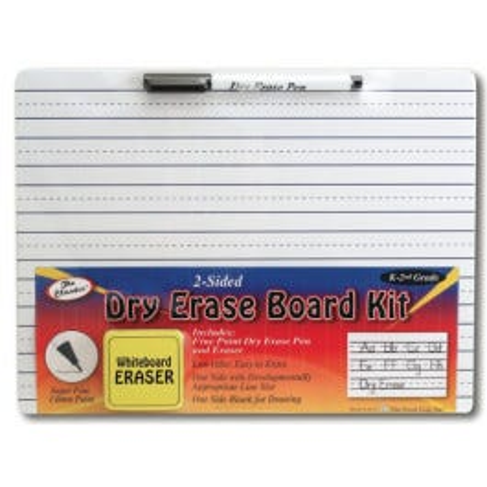 Complete Dry Erase Board Kit