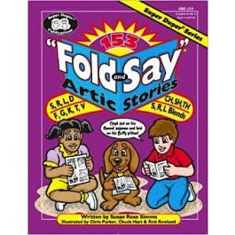 153 Fold and Say Artic Stories