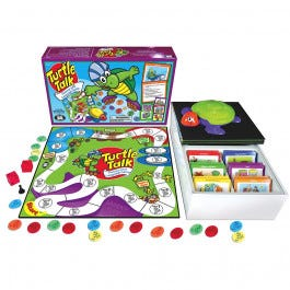 Turtle Talk Game
