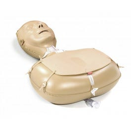 Mini Anne Plus Manikin for CPR in  Schools Training Kit, Tan