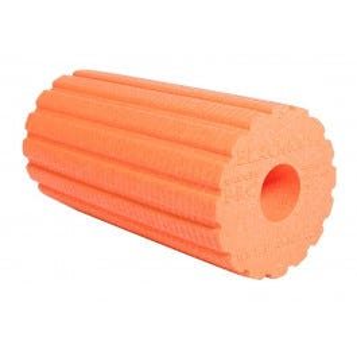 """BLACKROLL GROOVE PRO 12"""" x 6"""" Foam Roller Orange"""