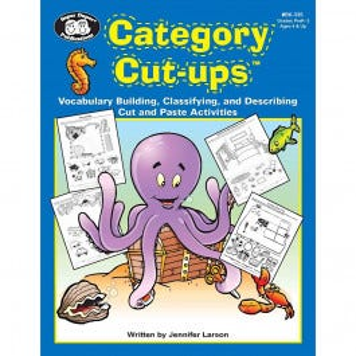 Category Cut-ups Book