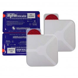 North American Rescue Hyfin Vent Chest Seal, 2/Pack Trainer