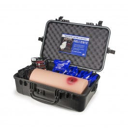 Bleed Control Trainer with Trauma Module Quikclot