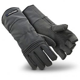 Protective Gloves with Gauntlet Cuff