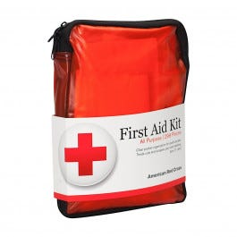 ARC All Purpose First Aid Kit, 299 pc.