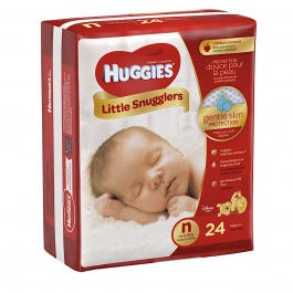 Huggies Little Snugglers & Little Movers
