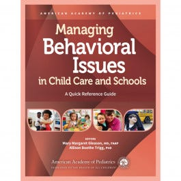 Managing Behavioral Issues in Child Care and Schools
