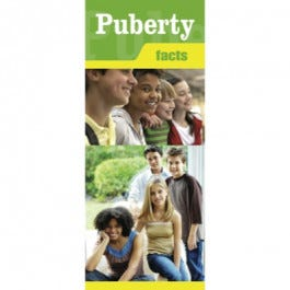 Puberty Facts Pamphlet