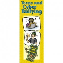 Teens and Cyber Bullying Pamphlet