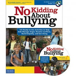 No Kidding About Bullying Activity Book