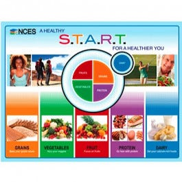 A Healthy S.T.A.R.T. for a Healthier You, 50/Package