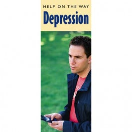 Depression: Help on the Way Educational Pamphlets