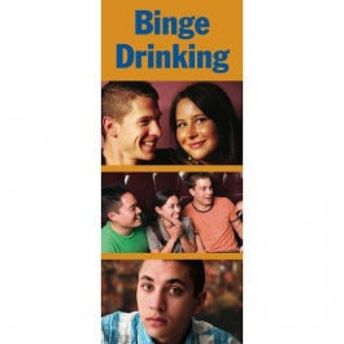 Binge Drinking Educational Pamphlets