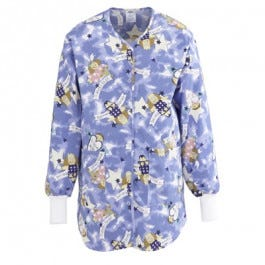Angelface Print Ladies Warm-Up Jackets