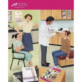 2017 Spring Health Services Catalog Poster