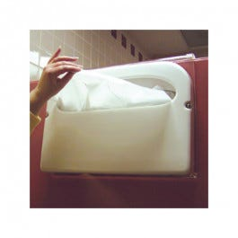 Toilet Seat Covers and Dispenser