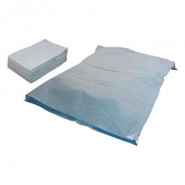 Tissue/Poly Pillow Cases 100/Case