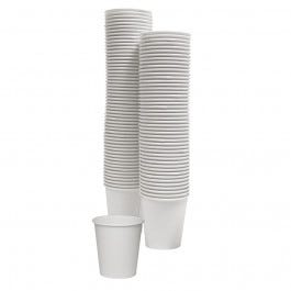 3 oz. Paper Flat Bottom Cup