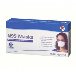 box of n95 mask