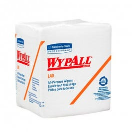 WYPALL L40 All-Purpose Wipers, 56/Package