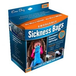 Eme-Bag Emergency Sickness Bags