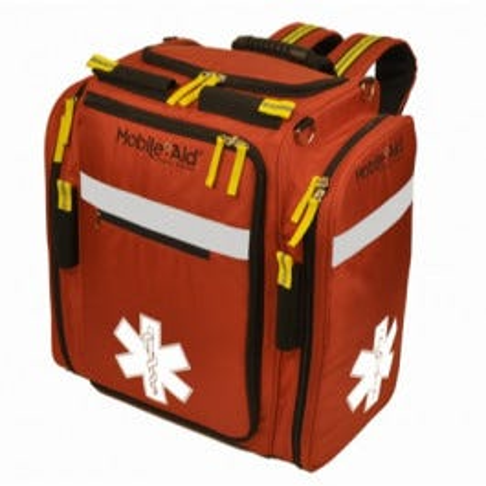 MobileAid Medical Responder Backpack