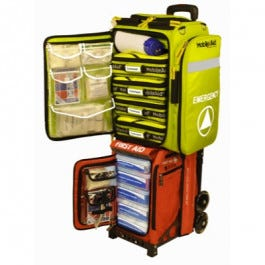 MobileAid Incident Command and Trauma First Aid Combination