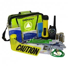 MobileAid OTS Administrator Emergency Incident Command Kit