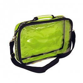 MobileAid OTS Emergency Supplies Clear-View Pouch