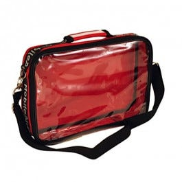 MobileAid OTS Medical Supplies Clear-View Pouch