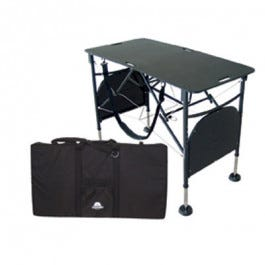Oakworks Portable Taping Table and Carrying Case