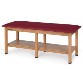 """ProTeam Athletic Trainer's Table 78""""L x 30""""W x 31""""H"""