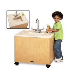 Portable Sink Handwashing Station