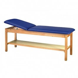 Standard Treatment Tables with Shelf