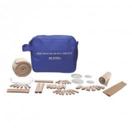 Silipos Wound and Burn Care Kit