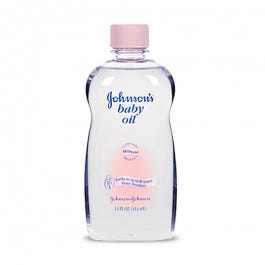 Johnson's Baby Oil,