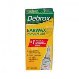 Debrox for Ears, 0.5 oz