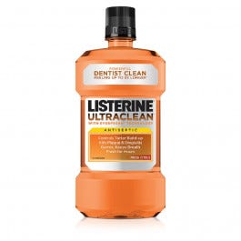 Listerine Natural Citrus Mouthwash