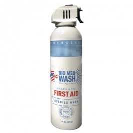 BIO MED WASH First Aid Sterile Wash