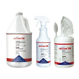 Accel TB Hard Surface Disinfectant and Cleaner