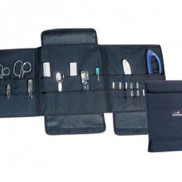 Countertop Fold-Over Instrument Carrier