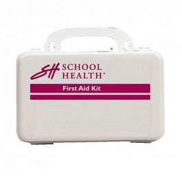 School Health First Aid Kit Replacement Supplies