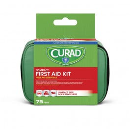 Curad Compact First Aid Kit