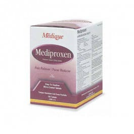 Mediproxen 100's (Compare Active Ingredient to Aleve; Naproxen Sodium  220mg)