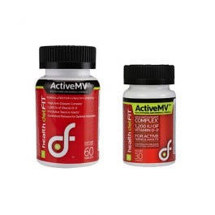 ActiveMV - Multivitamin & Mineral Formula
